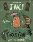 Tiki Bar & Grill B