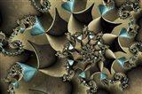 Turquoised Bronze