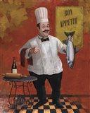 Chef Fish Master