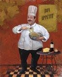 Chef Pasta Master