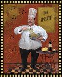 Chef Pasta Master Design