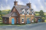 Old Burghclere Station