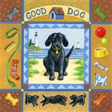 Good Dog Black Lab