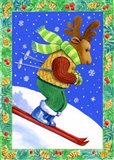 Downhill Racer Moose