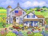 Patriotic Farm