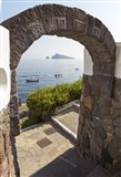 Panarea - The Door