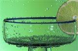 Margarita Glass And Lemon Closeup II