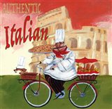 Bike Chef Colosseum Olive