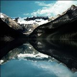 Blue Morning Lake Louise Canada - your walls, your style!