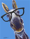 Donkey Snickers Glasses