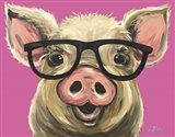 Pig Posey Glasses Pink