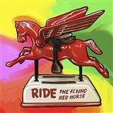 Pop Art Flying Horse Ride