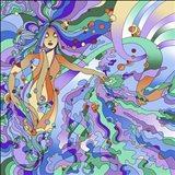 Siren Pop Art