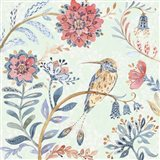 Birds and Flowers III