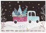 Christmas Car II