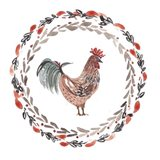 Farm 6 - Rooster
