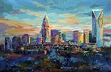 The Queen City Charlotte North Carolina