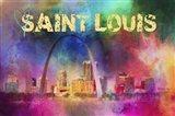 Sending Love To Saint Louis