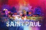 Sending Love To Saint Paul