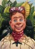 Howdy Frida Doody with Thorns