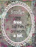 Smiles (Urban Grunge theme)