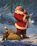 Santa List 2013
