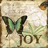 Inspirational Butterflies - Joy