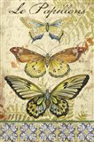 Vintage Wings - Le Papillons