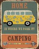 Lodge Sign - Camping