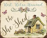 The She Shed - B
