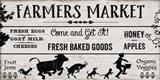 Farmers Market-B