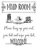 Mud Room-E