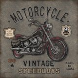 Motorcycle Speedway I