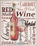 Red Wine - White