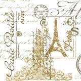 Paris  -  Gold
