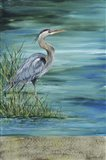 Great Blue - Heron - 2