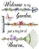 Garden Inspiration - E
