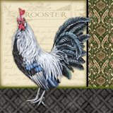 Damask Rooster - B