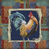 Damask Rooster - N
