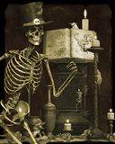Halloween Graveyard - D