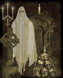 Halloween Graveyard - F