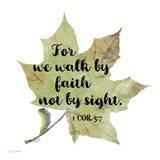 Scripture Leaf - A
