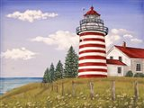 Summer Lighthouse A