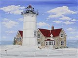 Winter Lighthouse B