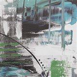 Moody Blues Abstract B