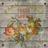Farm to Table - Fresh Flowers