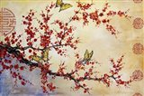 Butterfly Blossoms - Asian
