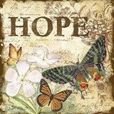 Inspirational Butterflies - Hope