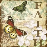 Inspirational Butterflies - Faith