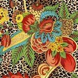 Floral Leopard 1